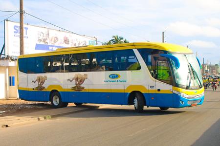 ATT bus luxueux
